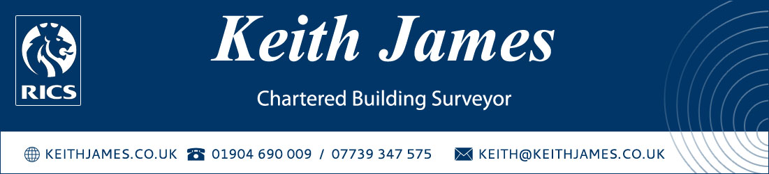 Keith James Building Surveyor York